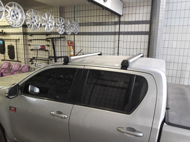Rack bagageiro Toyota Hilux