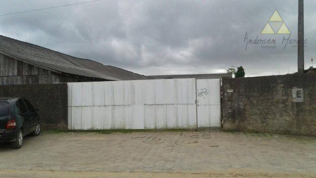 Galpão à venda, 900 m² por r$ 1.500.000,00 - são cristóvão - barra velha/sc - Foto 3