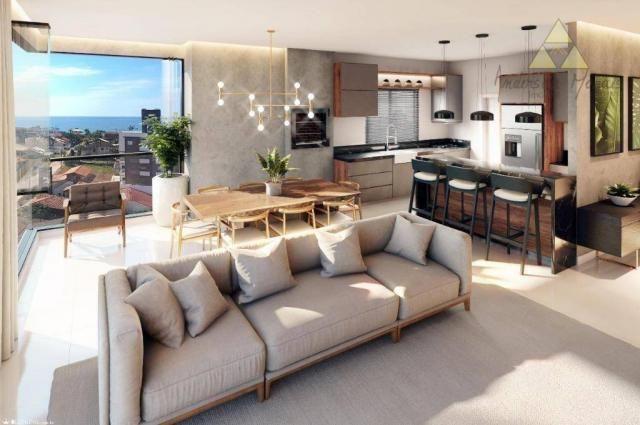 Apartamento à venda, 108 m² por r$ 393.664,00 - itacolomi - balneário piçarras/sc - Foto 3