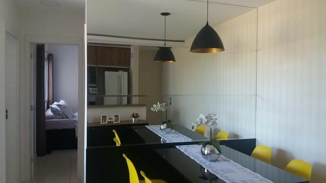 Villaggio Manguinhos Amalfi - 02 Quartos com suite- Morada de Laranjeiras- Serra Es