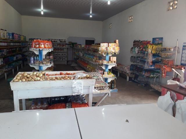 Vendo mercado e casa em São João da baliza - Foto 7