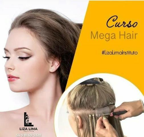 Liza Lima Studio Hair - Cursos Profissionalizantes - Foto 4