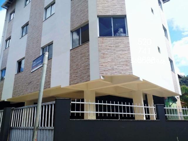 Apartamento 02 quartos - Parque dos Nobres - Centro - Domingos Martins