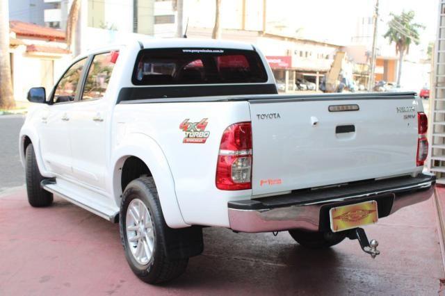 Toyota Hilux CD SRV D4-D 4x4 3.0  TDI Dies - Foto 9