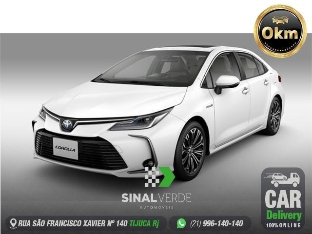 Toyota Corolla 1.8 vvt-i hybrid flex altis cvt - Foto 6