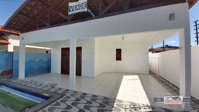 Casa com 4 dormitórios à venda, 185 m² por R$ 350.000,00 - Santo Antônio - Patos/PB - Foto 4