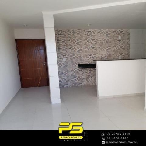 Apartamento com 2 dormitórios à venda, 50 m² por R$ 175.000,00 - Castelo Branco - João Pes - Foto 9