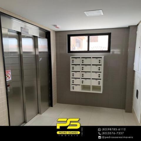 Apartamento com 2 dormitórios à venda, 62 m² por R$ 235.000 - Expedicionários - João Pesso - Foto 8