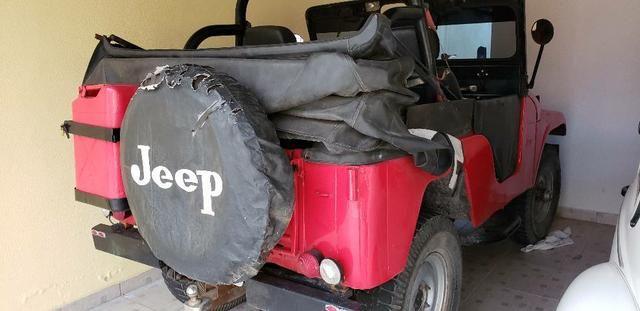 Jeep Willys 1979 - Foto 3