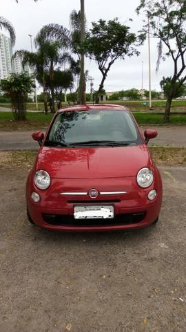 Fiat 500 Cult 1.4 manual ótimo estado só 23990