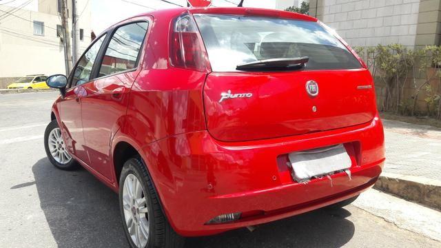 Fiat punto 2012 ipva pago - Foto 8