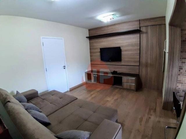 Apartamento com 2 dormitórios à venda, 79 m² por R$ 580.000 - Edifício London Ville - Baru - Foto 6