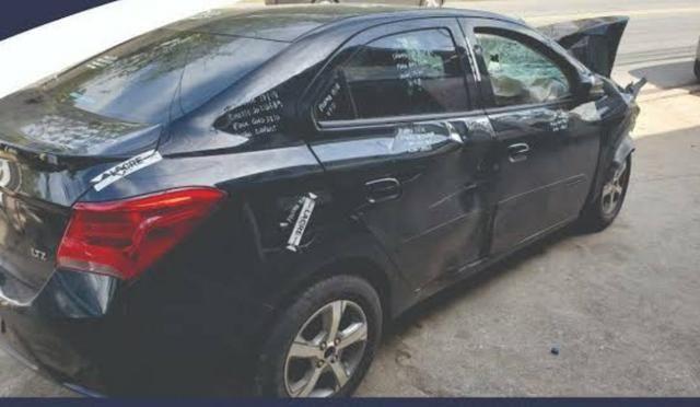 Chevrolet prisma ltz 2019 retirada de pecas