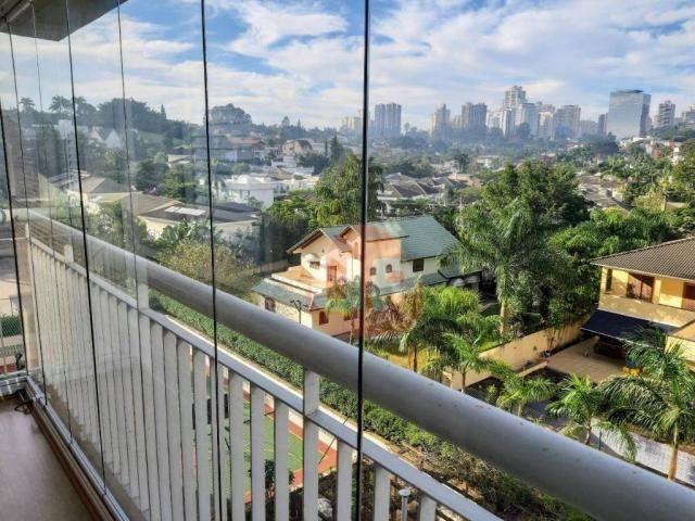 Apartamento com 2 dormitórios à venda, 79 m² por R$ 580.000 - Edifício London Ville - Baru