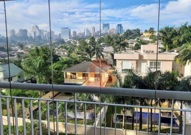 Apartamento com 2 dormitórios à venda, 79 m² por R$ 580.000 - Edifício London Ville - Baru - Foto 3
