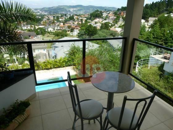 Casa com 4 dormitórios à venda, 474 m² por R$ 2.300.000,00 - Alphaville Residencial 10 - S - Foto 9