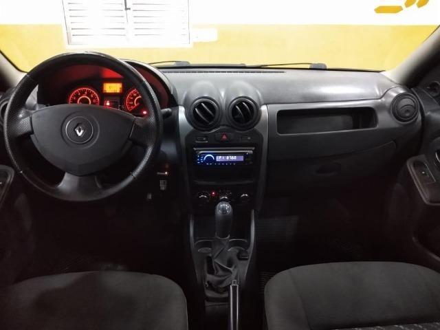 Renault Logan Authentic 1.0 2012 oportunidade - Foto 6