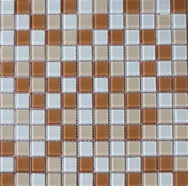 Pastilha de vidro - Mosaico colorido - Foto 2