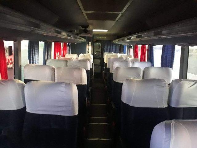 Ônibus rodoviário com ar - Foto 3