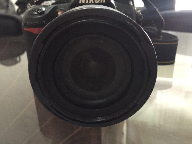 Camera nikon d7000 + carregador + 3 baterias + flash sb910 - Foto 2