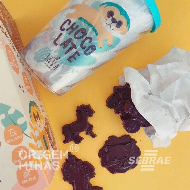 Bichinhos de Chocolate com Copo Exclusivo - 175 g | Java Chocolates - Foto 2