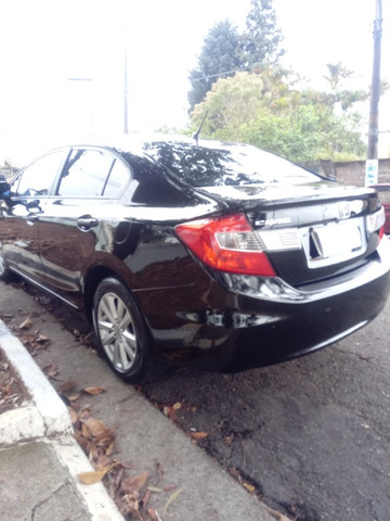 Honda civic lxl 1.8 flex - Foto 2