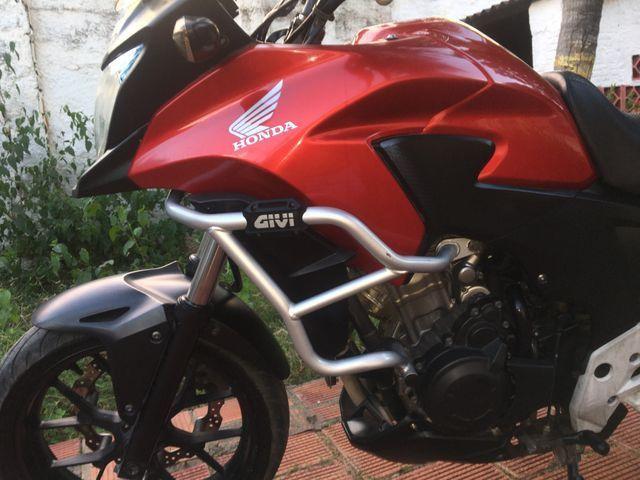 Vendo moto cb500x 14/15 - Foto 6