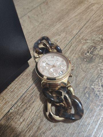 Relógio feminino Michael Kors Mk4269 - Rose - Foto 2