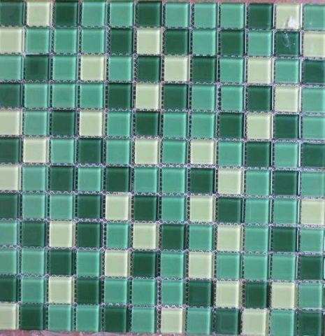 Pastilha de vidro - Mosaico colorido - Foto 5