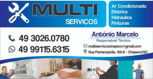 Multi Serviços - Contrata Técnico em Manutenção - Foto 2