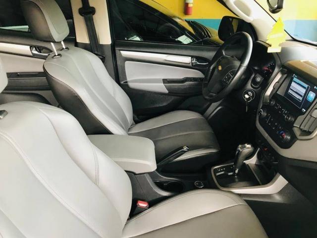 S10 LTZ CD 2.5 FLEX AUT 4X4 2018 - Foto 8