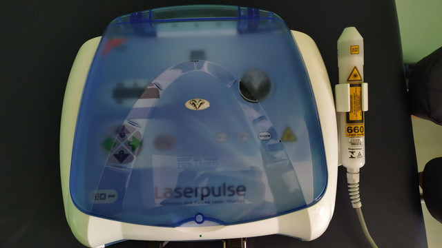 Laserpulse IBRAMED com caneta 660nm - Foto 2
