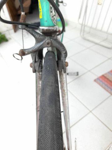 Bike Quadro Magrela Antigo - Foto 2