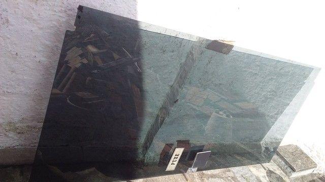 Porta de vidro com ferragem completa - Foto 3