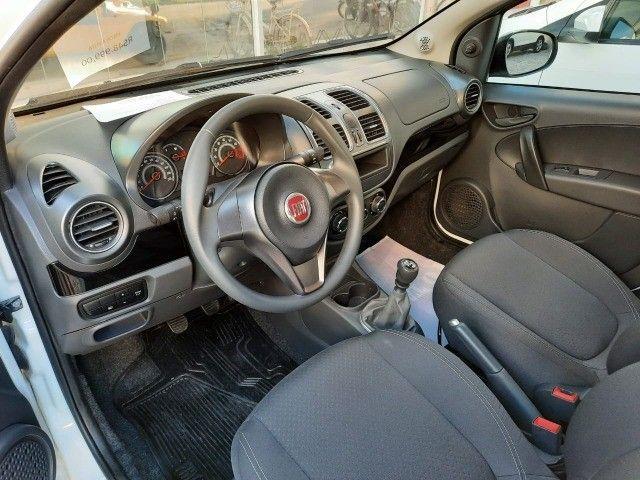 Fiat - Grand Siena Attractive, único dono, raridade, com GNV, apenas 28.000km. - Foto 9