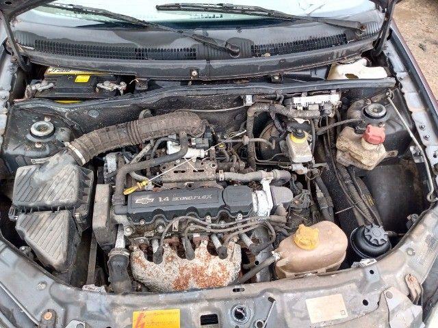 Gm Chevrolet Prisma 1.4 LT 2011 2012 Para Retirada de Peças - Foto 11