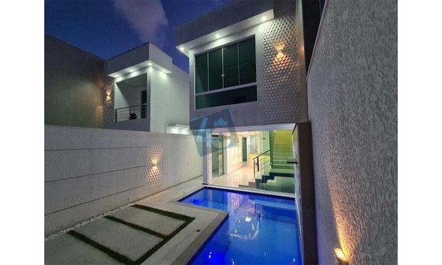 Casa Duplex com 3 dormitórios à venda, 94 m² por R$ 619.000 - Taperapuã - Porto Seguro/BA - Foto 11