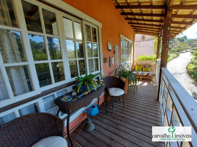 Casa com 4 dormitórios à venda, 250 m² por R$ 680.000,00 - Barra do Imbuí - Teresópolis/RJ - Foto 19