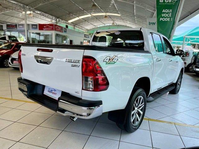 Toyota Hilux SRV 2020 4X4 Diesel - Foto 7