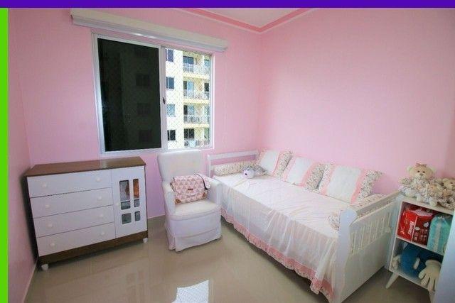 Apartamento 3 Quartos Condomínio weekend Club Ponta Negra - Foto 15