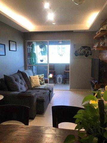 Apartamento com 2 dormitórios à venda, 64 m² por R$ 249.000,00 - Parque Amazônia - Goiânia - Foto 4