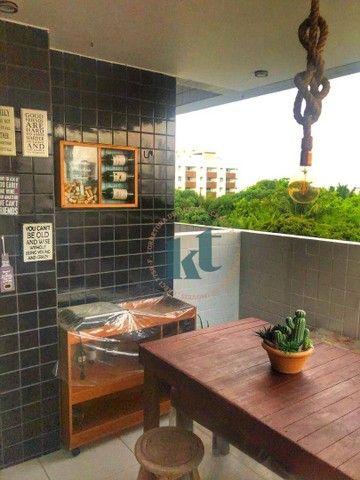 Apartamento com 3 dormitórios à venda, 93 m² por R$ 450.000 - Jardim Oceania - João Pessoa - Foto 4