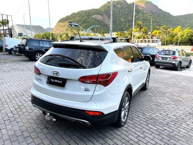 Hyundai Santa Fe ótimo estado 2015  - Foto 4