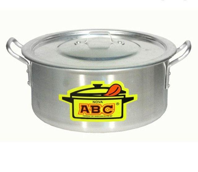 Caçarola ABC Alumínio n° 60 (74,4 litros)