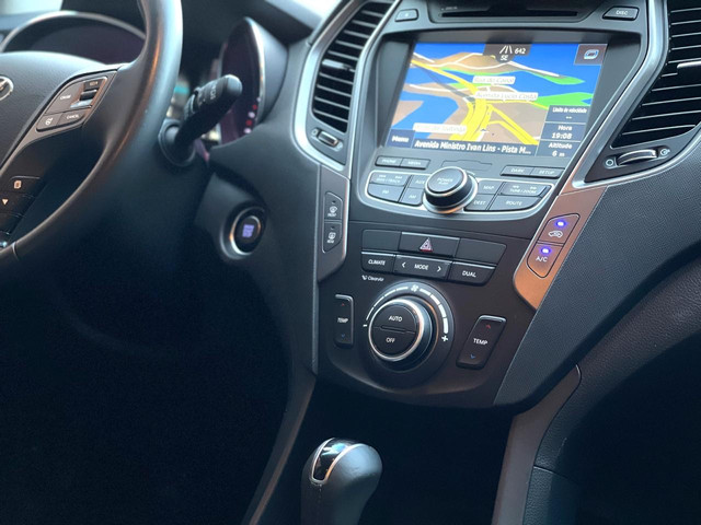Hyundai Santa Fe ótimo estado 2015  - Foto 8