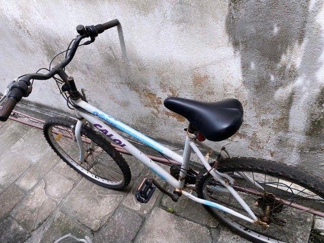 Bicicleta Caloi Adulto - Aro 26 - Foto 2