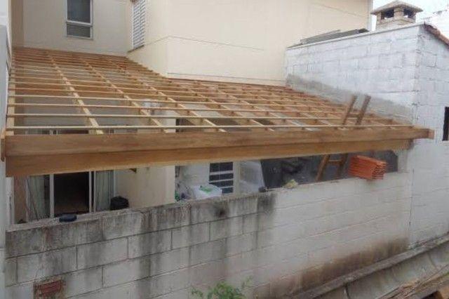 Sou pedreiro trabalho com telhados reboco pisos etc - Foto 5