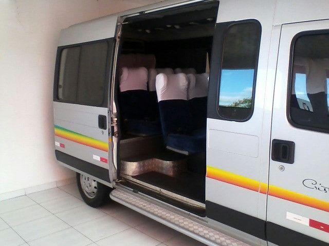 Locaçao Aluguel Van Exec.Ar Cond. Wi-Fi Aceitamos Cartóes e PicPay - Foto 2
