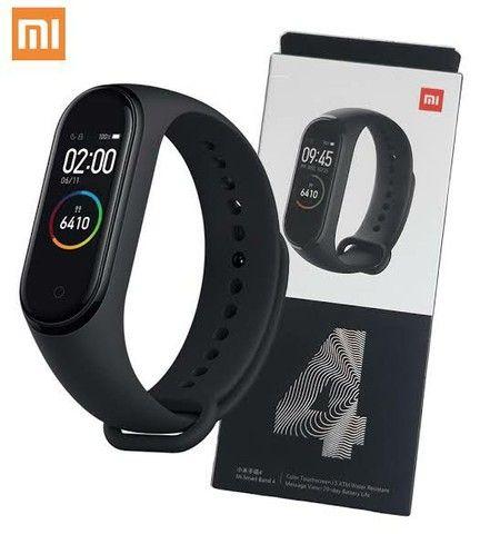 Mi Smart Band4 Relógio Inteligente Original Versão Global