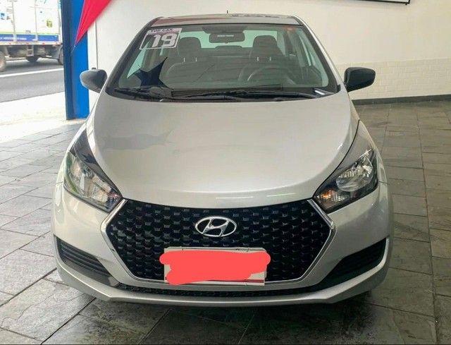 Hyundai HB20S 1.0 Unique Flex 4p 2019 - Foto 2